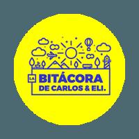 La Bitácora de Carlos y Eli - Logo